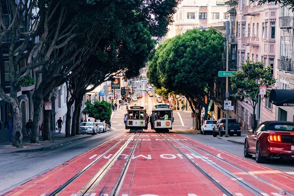 รถราง San Francisco Cable Car