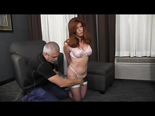 Milf Bound And Spanked