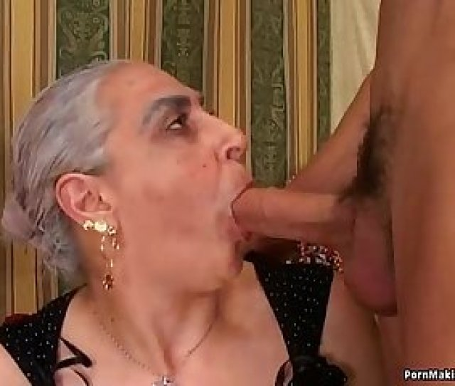 Granny Loves Big Dick