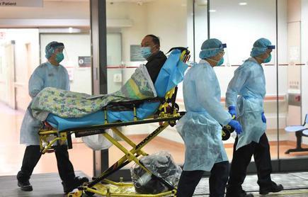 Coronavirus outbreak: China deploys 450 military medical staff ...