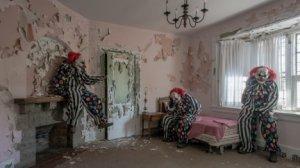 Room Background Horror 2