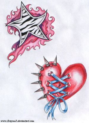 heart tattoo designs. Published on: 25.12.2010 23:55
