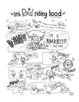 Little Red Riding Hood by Cherryisme on DeviantArt