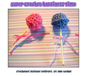 Amigurumi Lollipop by ~tedsie