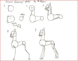MLP FiM G4 parts sketch by Nimaru on DeviantArt