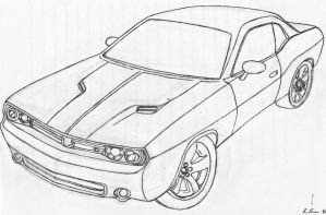 Ford Mustang Fastback by PizDexXx on DeviantArt