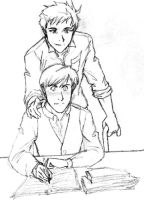 A Separate Peace: Part Three by Thinston on DeviantArt