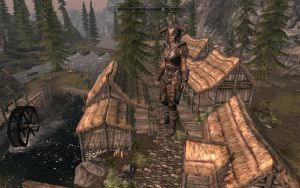 lydia from skyrim nude