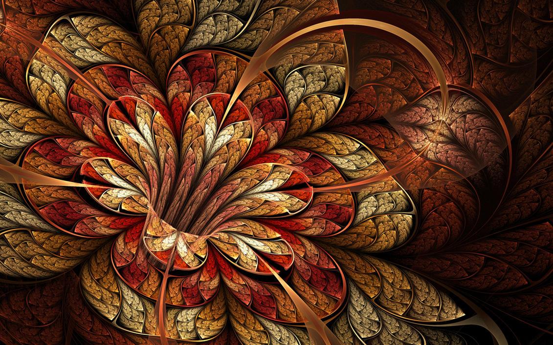 Fall Leaf Wallpaper For Mobile Autumn Glory By Lucid Light On Deviantart