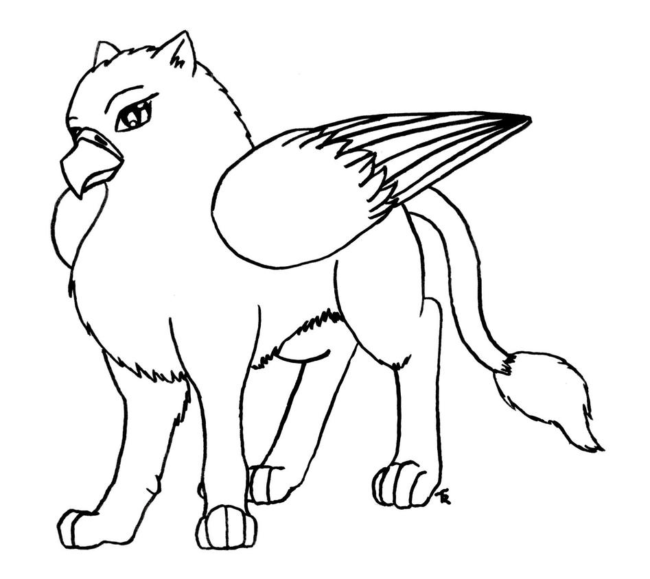 Fox Coloring Pages By Dragon Art Sketch Coloring Page