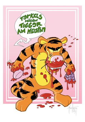 Pictures Of Tigger And Piglet