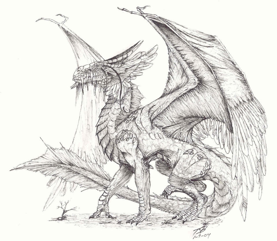 Dragon King by TalentWasted on DeviantArt