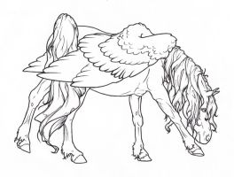 Pegasus Foals by ReQuay on DeviantArt