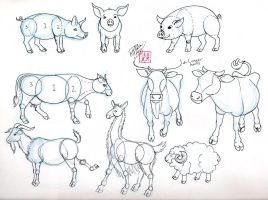 Draw a Centaur by Diana-Huang on DeviantArt