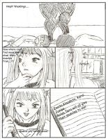 Mrs. Turner Growth Comic Pg1 by GrandMasterLucilious on