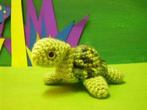 criss amigurumi turtle by ~rosieok