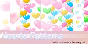 Hearts Pattern Pack