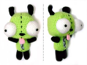 Gir Amigurumi by *vrlovecats