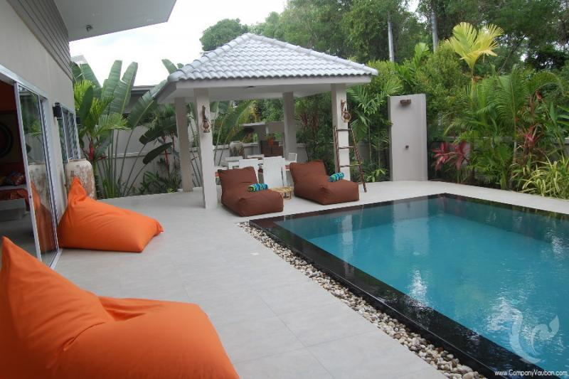 Charming Pool Villa In Namuang
