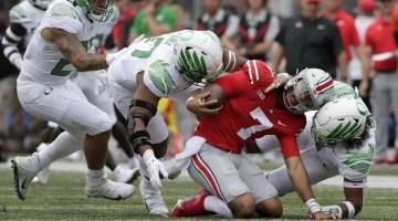 Big Ten football power rankings after Week 2, change at the top?