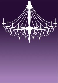 Chandelier silhouette Stock Photos, Royalty Free ...