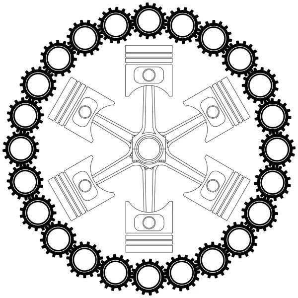 V8 Engine Vector Engine Block Vector Wiring Diagram ~ Odicis