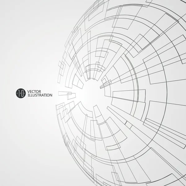Wireframe globe Stock Vectors, Royalty Free Wireframe