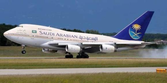 """""""الخطوط السعودية"""" تكشف موعد إستئناف الرحلات الداخلية"""