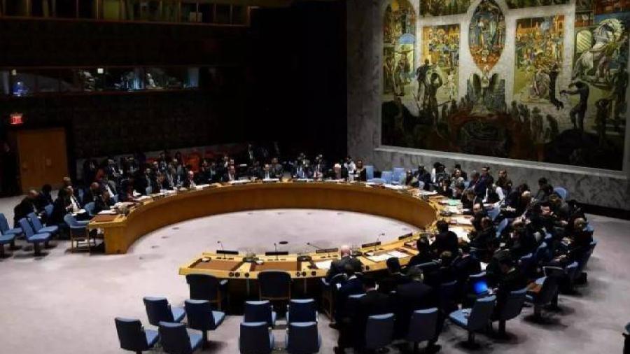 """مجلس الأمن يرحب بجهود السعودية في """"تنفيد اتفاق الرياض بشأن اليمن"""" ."""