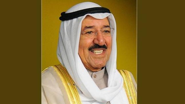 """دخول """"أمير الكويت """"المستشفى و ذلك لإجراء فحوصات طبية"""