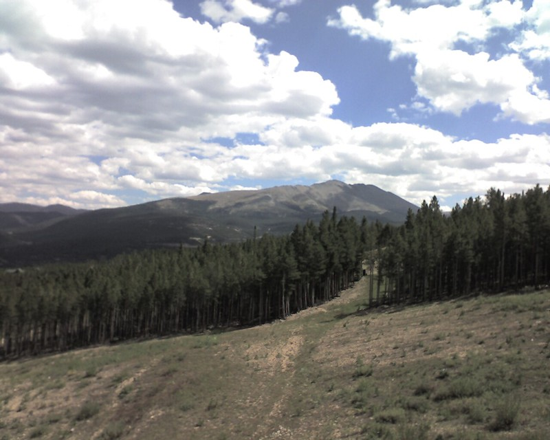 Blogging from the chairlift in Breckenridge, CO