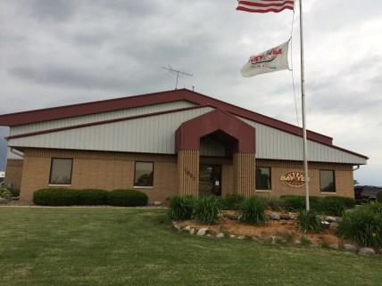 Bay Tek Games Headquarters in Pulaski, Wisconsin