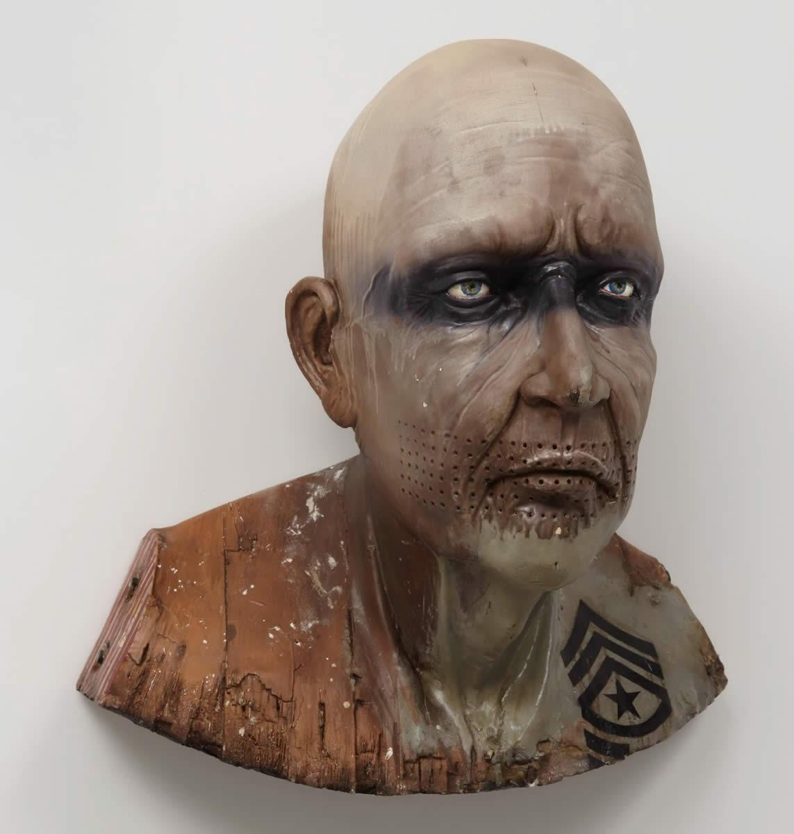 Ceramic Sculptures  Yes Sir No Sir This Way That  Thaddeus Erdahl