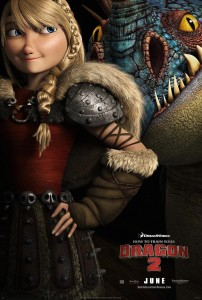 Hot to Train Your Dragon 2