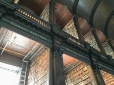 Book of Kells library visit in Dublin.