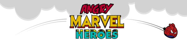 Angry Marvel Heroes by Fabio Di Corleto