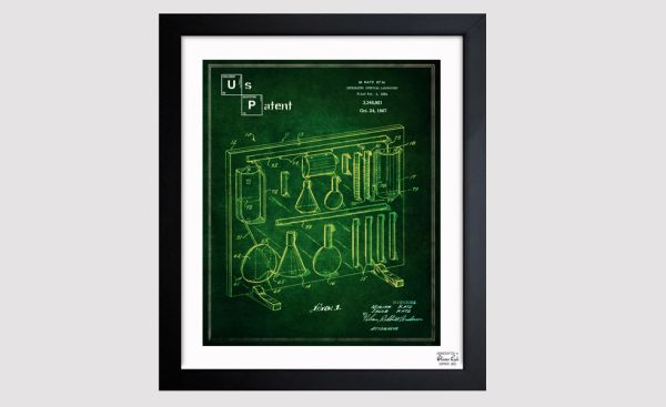 Breaking Bad Blueprints by Oliver Gal 06