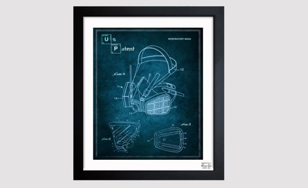 Breaking Bad Blueprints by Oliver Gal 07