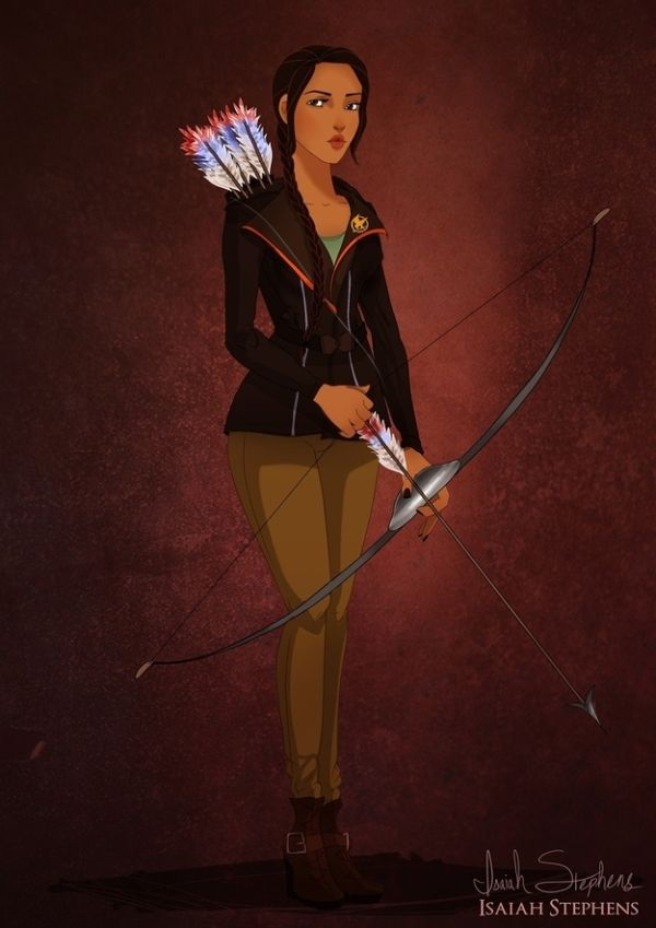 Disney Heroes Dressed Up In Awesome Halloween Costumes by Isaiah Stephens Pocahontas
