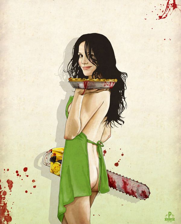 Slaughterhouse Starlets by thePisforPenis Mary Louise Parker
