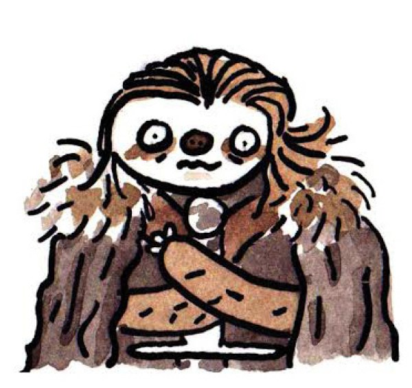 game-of-thrones-sloths-ned-stark