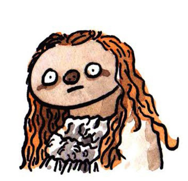 game-of-thrones-sloths-sansa-stark