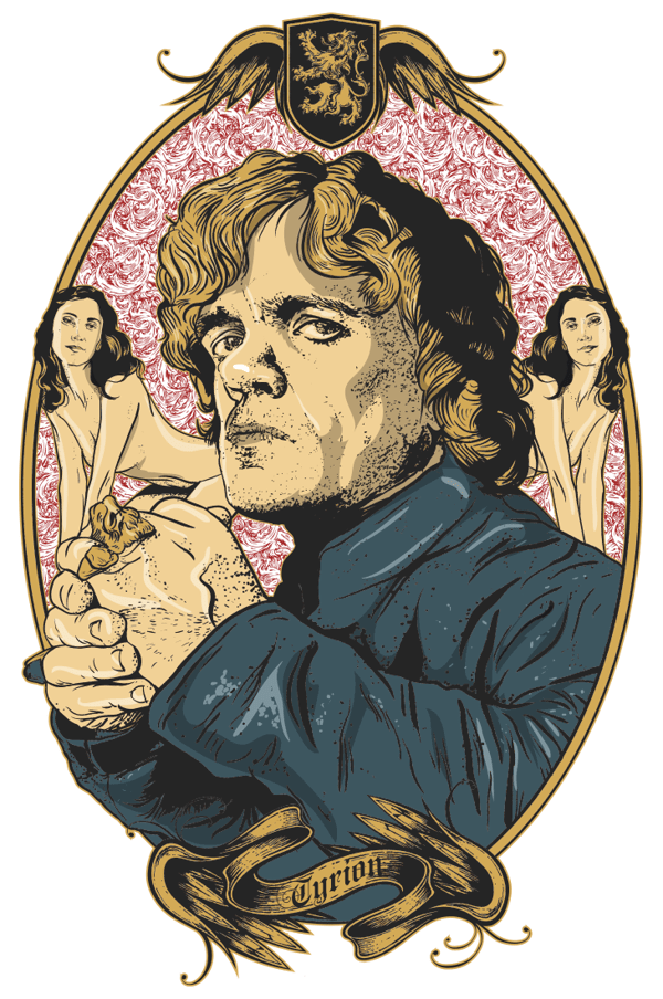 Game of Thrones Drawings Tyrion