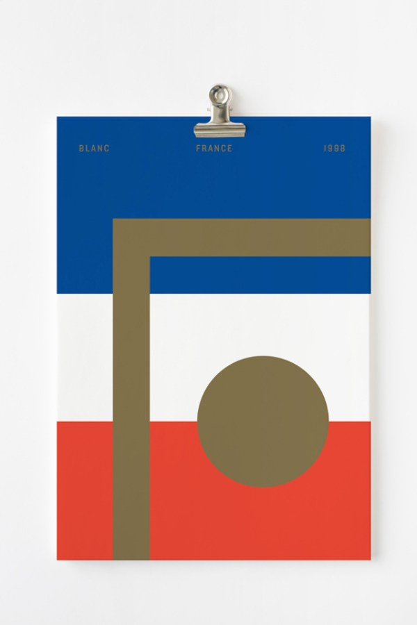 france world cup posters nick barclay