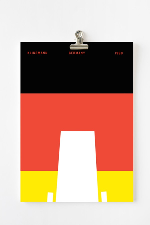 germany world cup posters nick barclay