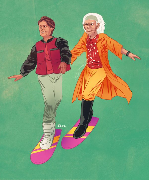 pop-culture-buddies-dave-collison-back-to-the-future