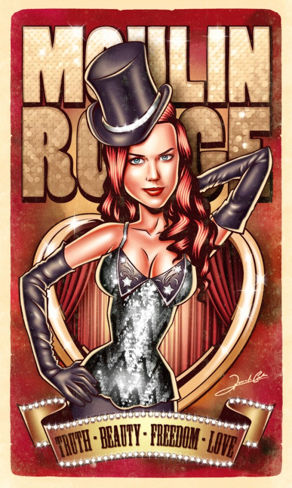 Iconic-Series-and-Movie-Heroes-Satin-Moulin-Rouge