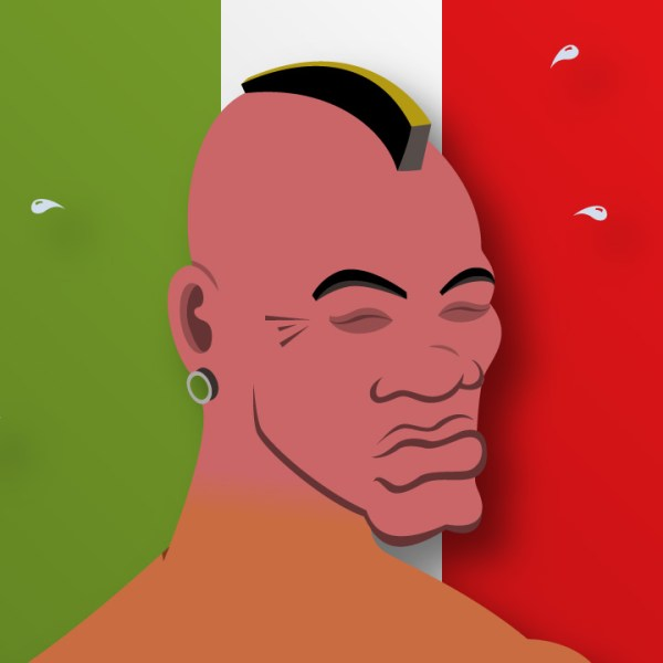 World Cup Team Leader balotelli italien