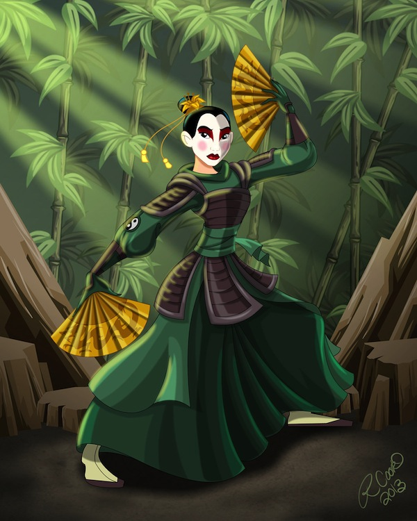Disney Princess in the World of Avatar by racookie3 01