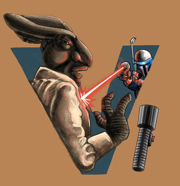 Star Wars From A to Z by Byron Balmaceda V
